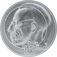 Strieborná minca 200 Kč Otto Wichterle 100. výročie narodenia 2013 Štandard