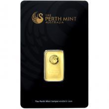 5g Perth Mint Investičná zlatá tehlička