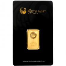 10g Perth Mint Investiční zlatý slitek