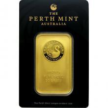 50g Perth Mint Investiční zlatý slitek