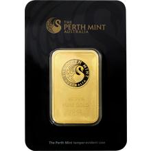 311g Perth Mint Investiční zlatý slitek