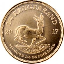 Zlatá investičná minca Krugerrand 1/4 Oz