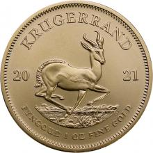 Zlatá investičná minca Krugerrand 1 Oz