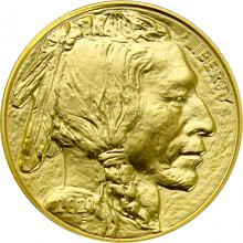 Zlatá investičná minca American Buffalo 1 Oz