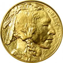 Zlatá investiční mince American Buffalo 1 Oz