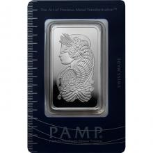 31,1g PAMP 1 Oz Stříbrný investiční slitek