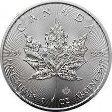 Strieborná investičná minca Maple Leaf 1 Oz