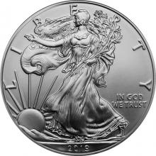 Stříbrná investiční mince American Eagle 1 Oz