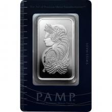 50g PAMP Stříbrný investiční slitek