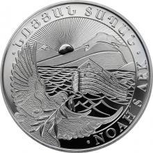 Strieborná investičná minca Noemova archa Arménsko 1 Oz