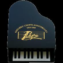 Sada strieborných mincí Frédéric Chopin Výročie 2009 Proof Andorra