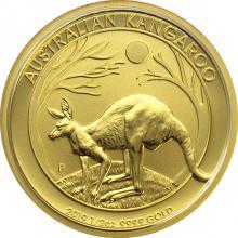 Zlatá investičná minca Kangaroo Klokan 1/2 Oz