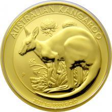 Zlatá investičná minca Kangaroo Klokan 1 Oz