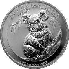 Strieborná investičná minca Koala 1 Oz