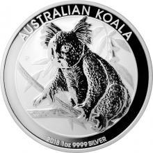 Stříbrná investiční mince Koala 1 Oz