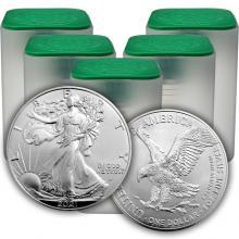 Strieborná investičná minca American Eagle 1 Oz (Odber 100 Ks a viac)