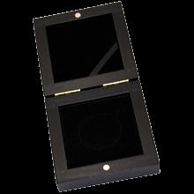 Dřevěná krabička 1 x Ag 39 mm Maple, Slon, Wiener, Archa, Wildlife 1 Oz