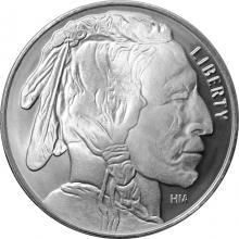 Stříbrná investiční medaile American Buffalo 1 Oz