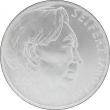 Stříbrná mince 200 Kč Jaroslav Seifert 100. výročí narození 2001 Štandard
