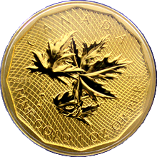 Zlatá investičná minca Million Dollar Maple Leaf 1 Oz 2012 (.99999)