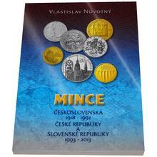 Mince ČSR 1918 - 1992, ČR a SR 1993 - 2013