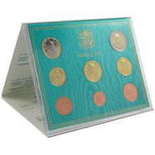 Sada oběžných mincí 2013 Pontifikát Benedikta XVI. Euromince Standard