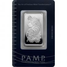 20g PAMP Stříbrný investiční slitek