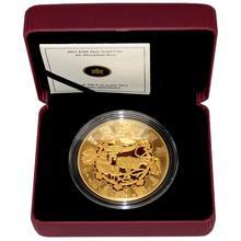 Zlatá minca 5 Oz An Aboriginal Story 2013 Proof