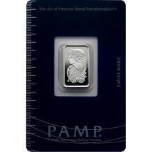 5g PAMP Stříbrný investiční slitek