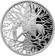 Stříbrná medaile Dekameron den třetí - Chytrý podkoní 2014 Proof