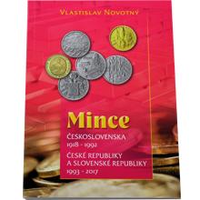 Mince ČSR 1918 - 1992, ČR a SR 1993 - 2017