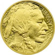 Zlatá mince American Buffalo 1 Oz 2015 Proof