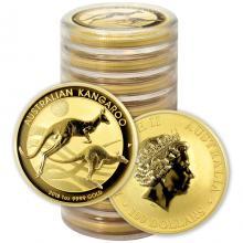 Zlatá investiční mince Kangaroo Klokan 1 Oz (Odběr nad 10 Ks)