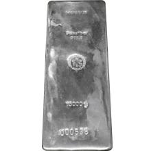 15000g Heraeus Německo Investiční stříbrný slitek