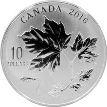 Stříbrná mince Maple Leaves 2016 Proof (.9999)