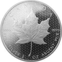 Stříbrná mince Iconic Maple Leaf 150. výročí 2017 Proof