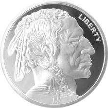 Stříbrná investiční medaile American Buffalo 2 Oz