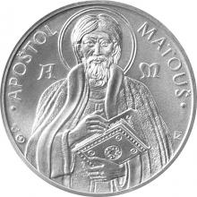 Strieborná medaila Apostol Matúš 2017 Šandard