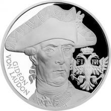 Stříbrná medaile Dějiny válečnictví - Bitva u Domašova 2018 Proof