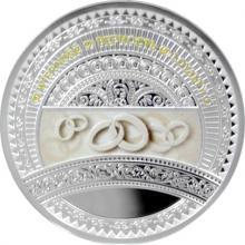 Stříbrná mince Věrnost - The World of your Soul 2016 Proof
