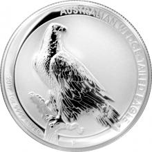 Stříbrná mince Orel klínoocasý 1 Oz High Relief 2017 Proof