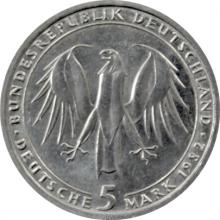 5 Marka Johann Wolfgang von Goethe 1982