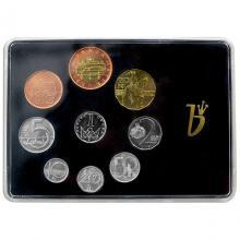 Sada oběžných mincí ČR 1993