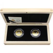 Sada zlatých mincí 30. výročí Loonie 2017 Proof
