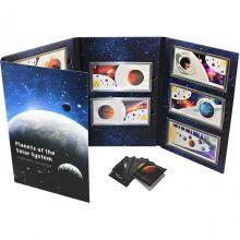 Sluneční soustava Exkluzivní kolekce Proof