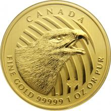 Zlatá investiční mince Golden Eagle 1 Oz 2018 (.99999)