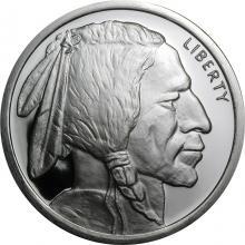 Strieborná investičná medaila American Buffalo 5 Oz