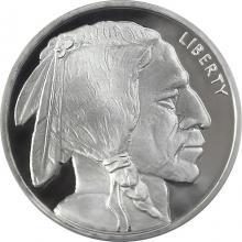 Stříbrná investiční medaile American Buffalo 5 Oz