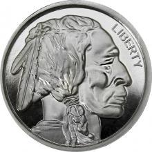 Stříbrná investiční medaile American Buffalo 1 Oz - High Relief