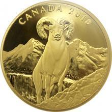 Zlatá mince Horská Ovce 1 Oz 2018 Proof